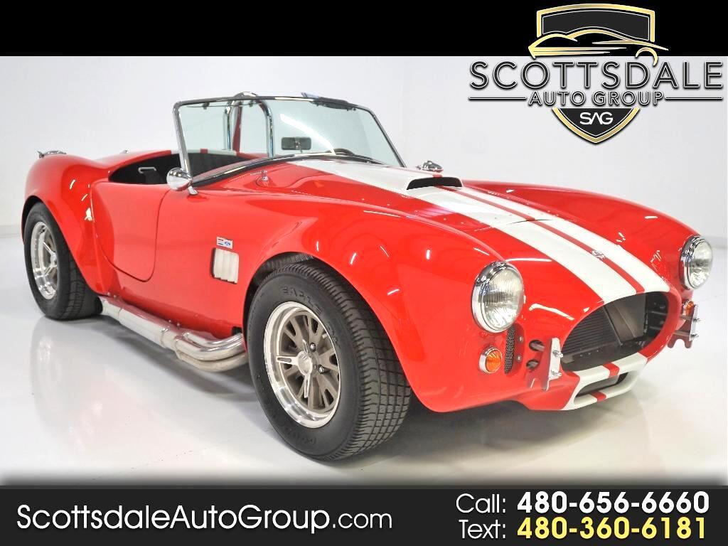 1965 Ford Shelby Cobra 2 - Door