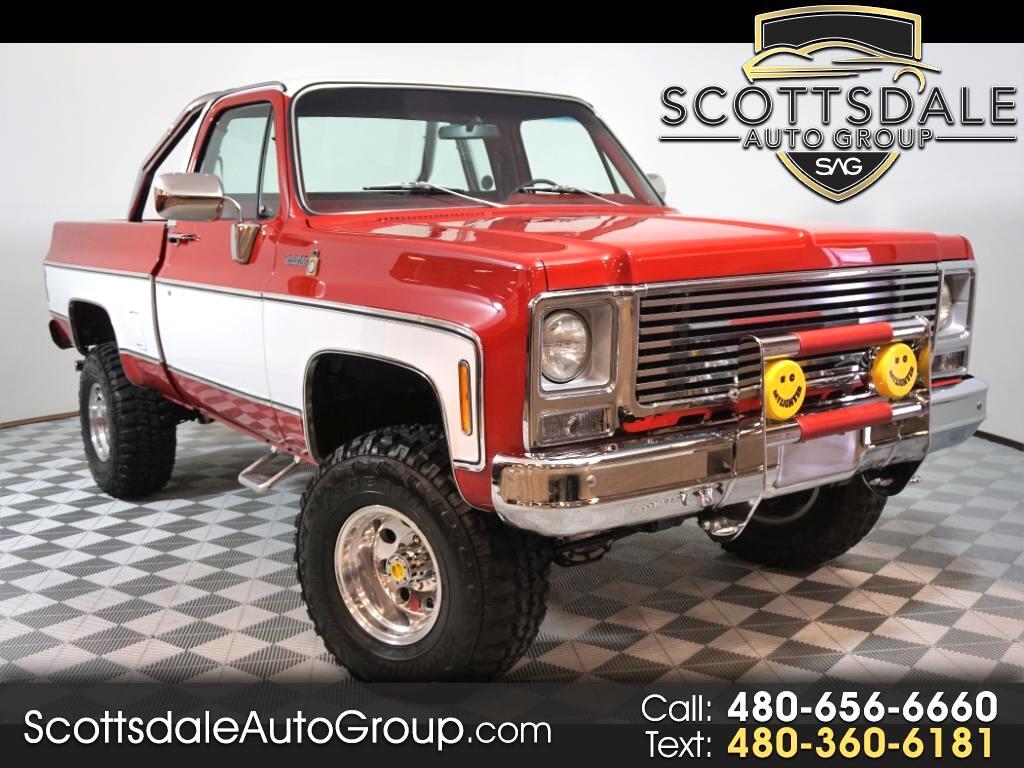 1980 Chevrolet C/K 10