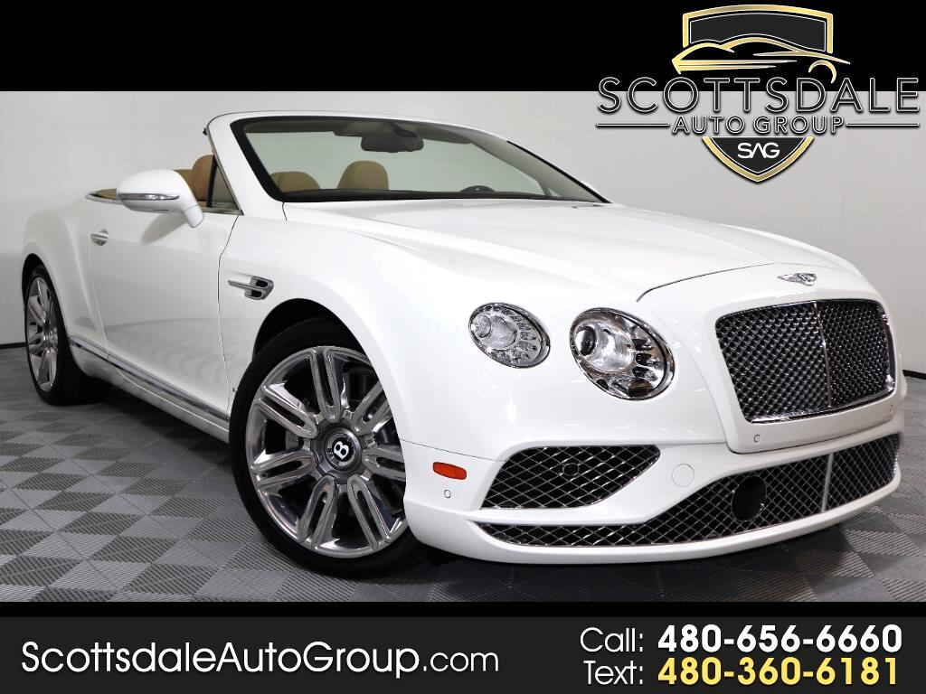 2017 Bentley Continental GTC W12