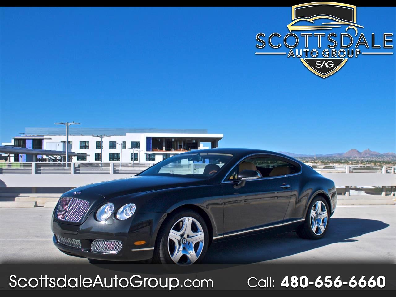 Bentley Continental GT 2dr Cpe 2007