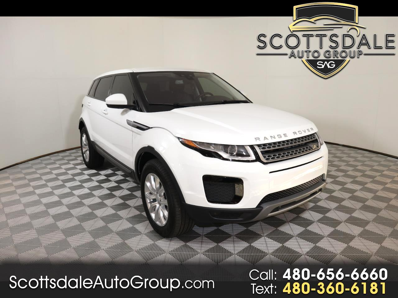 2018 Land Rover Range Rover Evoque 5 Door SE
