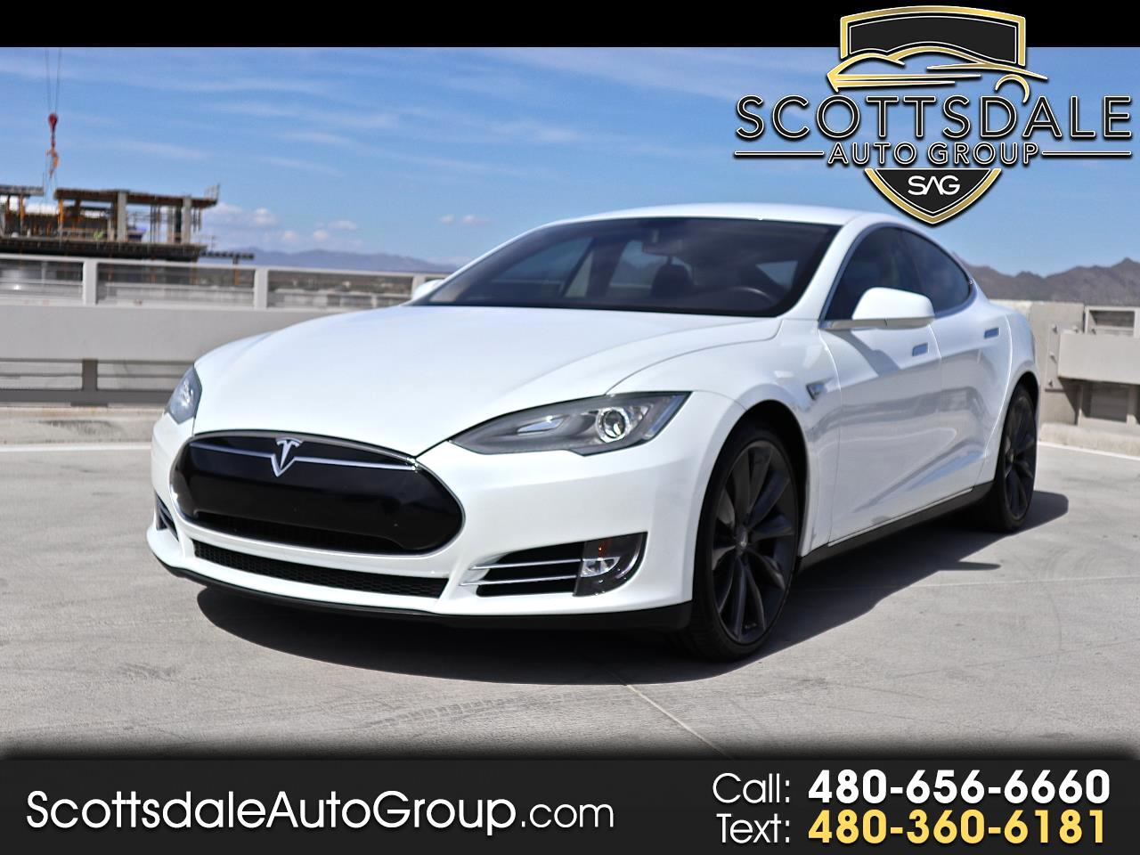 2013 Tesla Model S 4dr Sdn Performance