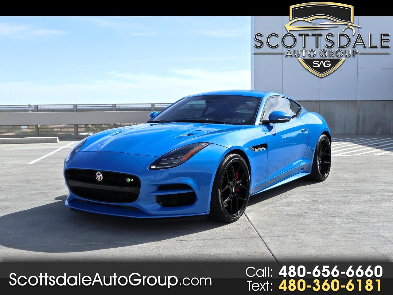 2018 Jaguar F-Type Coupe Auto R AWD