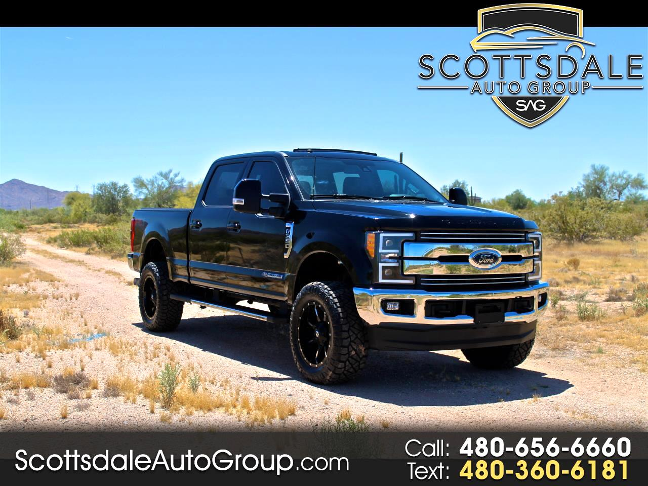2018 Ford Super Duty F-350 SRW Limited 4WD Crew Cab 6.75' Box