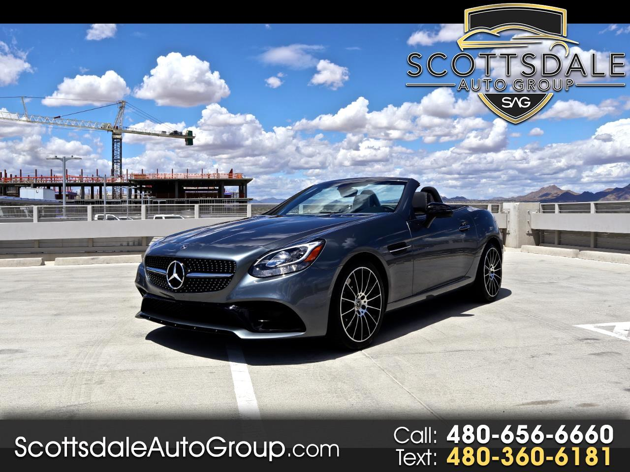 Mercedes-Benz SLC SLC 300 Roadster 2018