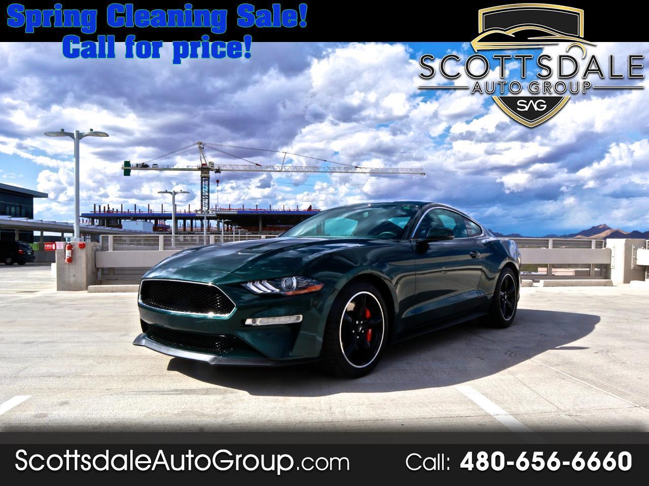Ford Mustang Bullitt Fastback 2019