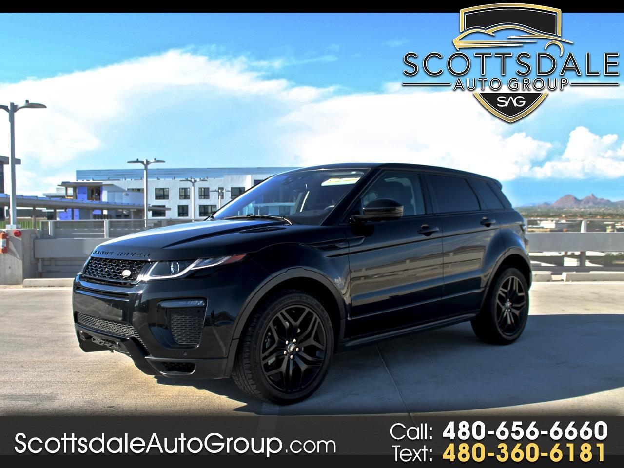 2016 Land Rover Range Rover Evoque 5dr HB HSE Dynamic