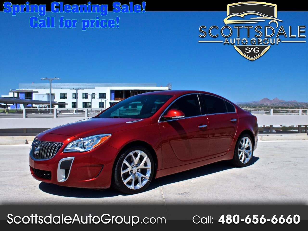Buick Regal 4dr Sdn GS FWD 2014