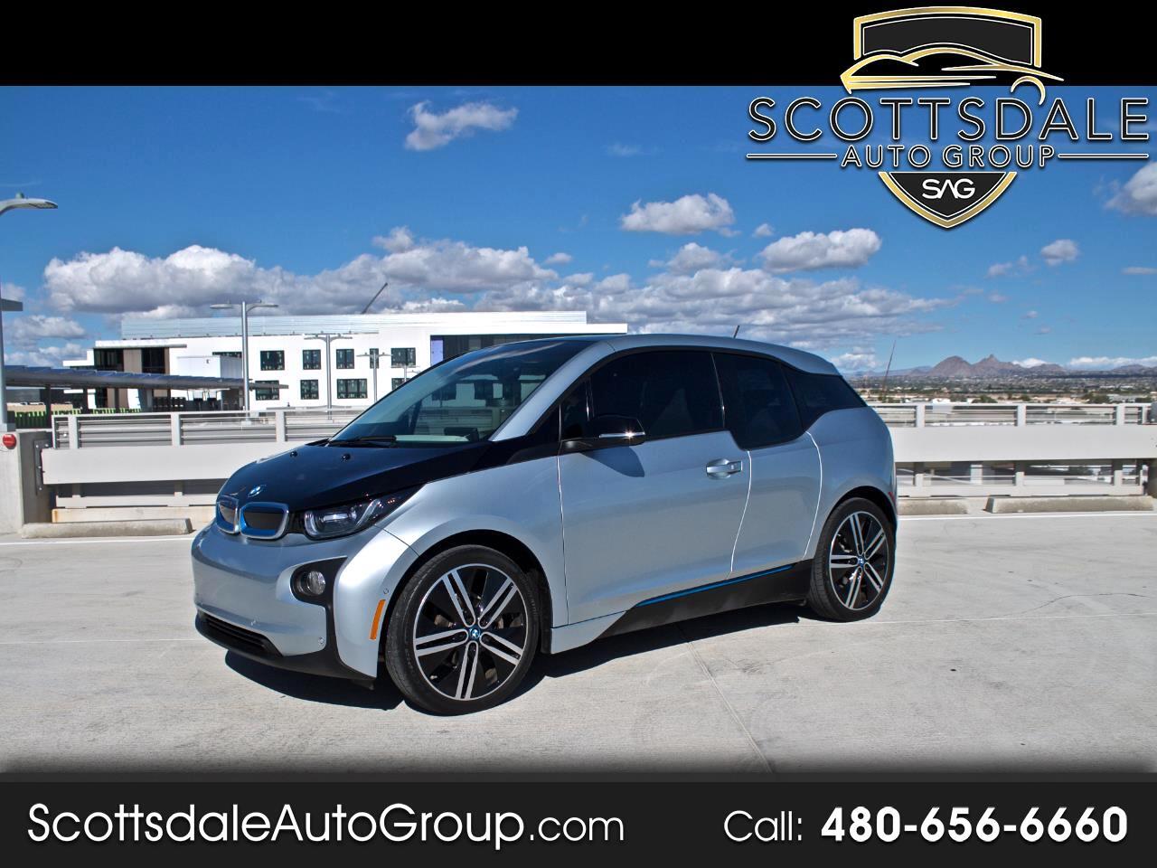 BMW i3 4dr HB w/Range Extender 2015