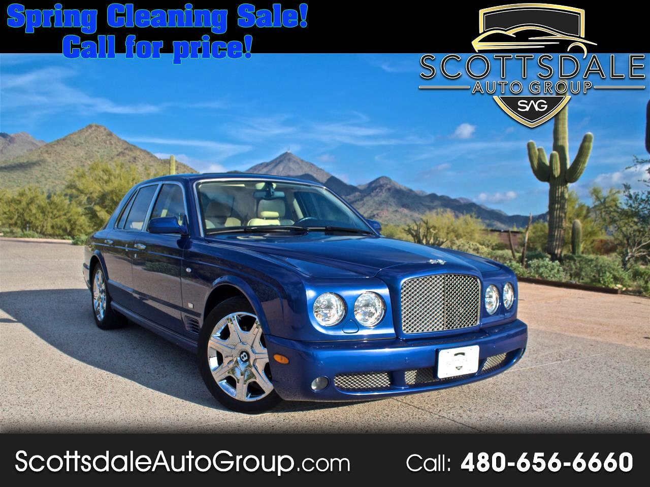 Bentley Arnage 4dr Sdn T 2005
