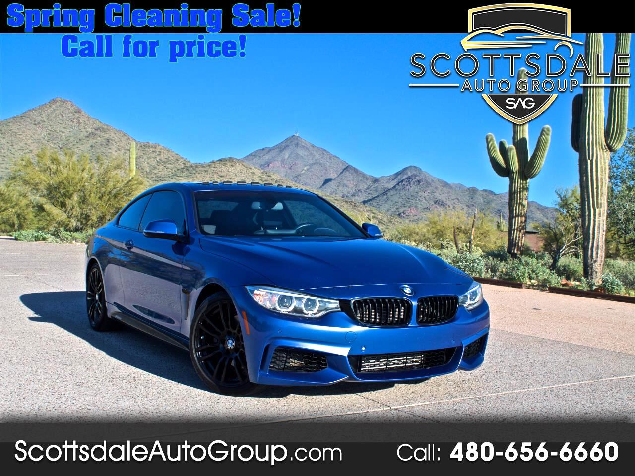 BMW 4 Series 2dr Cpe 428i RWD 2015
