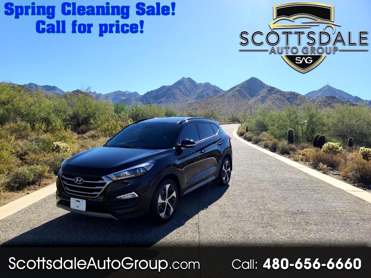 Hyundai Tucson Value FWD 2018