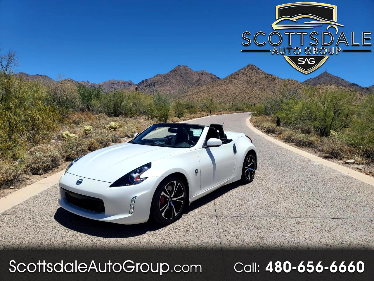 Nissan 370Z Roadster Touring Sport Auto 2018