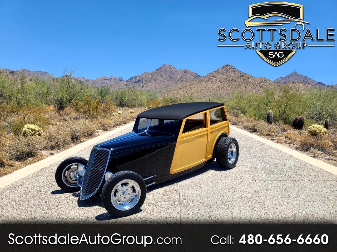 Ford Woodie  1933