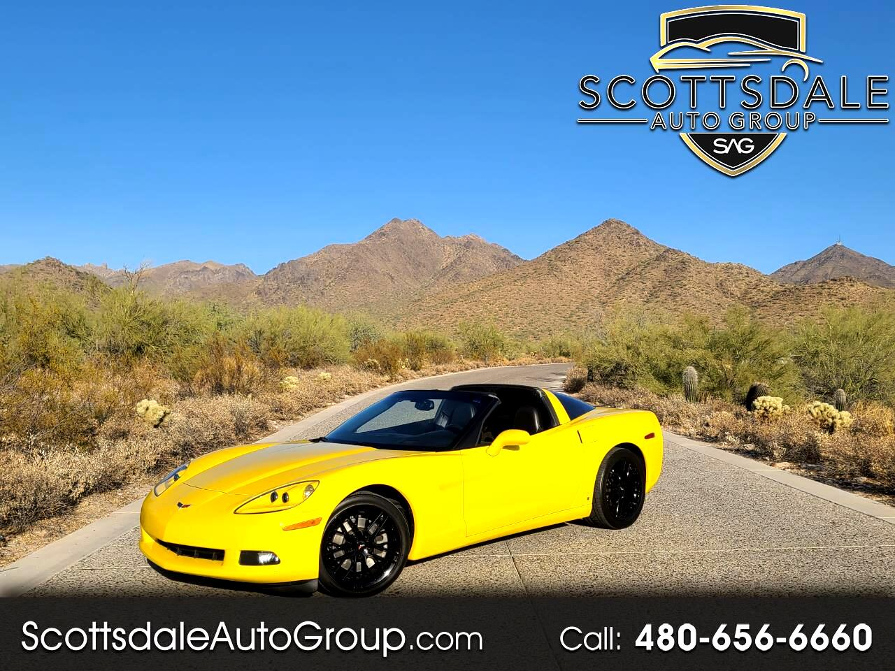Chevrolet Corvette 2dr Cpe 2006