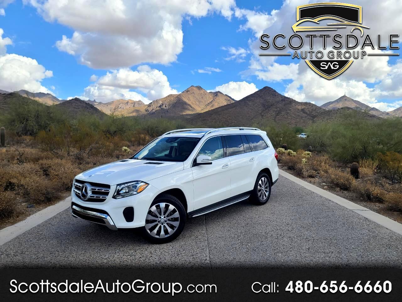 Mercedes-Benz GLS GLS 450 4MATIC SUV 2017