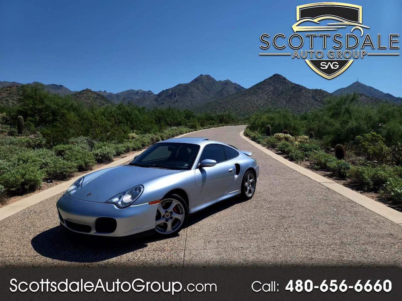 Porsche 911 Carrera 2dr Carrera Turbo Tiptronic 2002