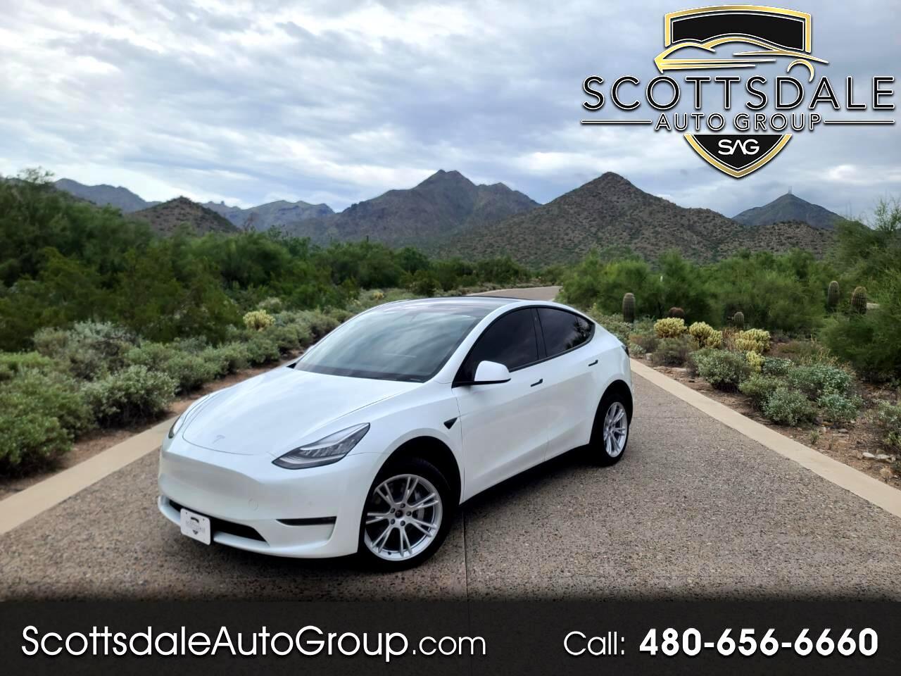 Tesla Model Y Long Range AWD 2020