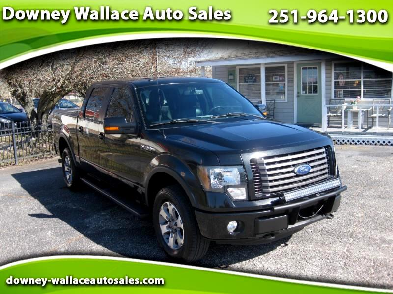 2011 Ford F-150 FX4 SuperCrew 4x4
