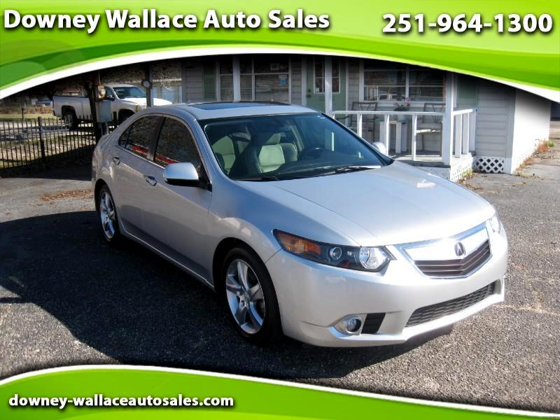 2014 Acura TSX 4dr Sdn AT