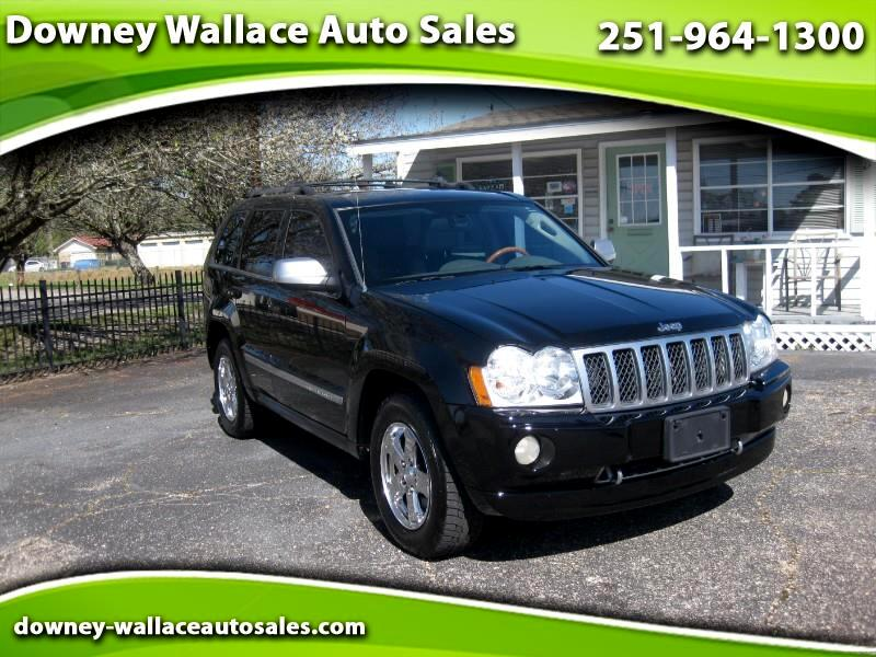 2006 Jeep Grand Cherokee Overland 2WD