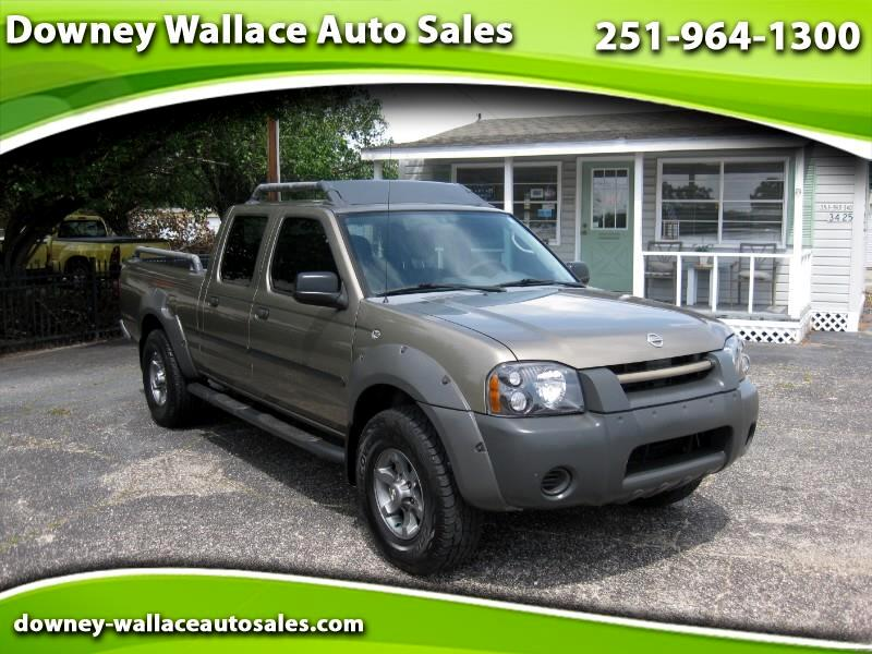 2002 Nissan Frontier XE-V6 Crew Cab Long Bed 2WD