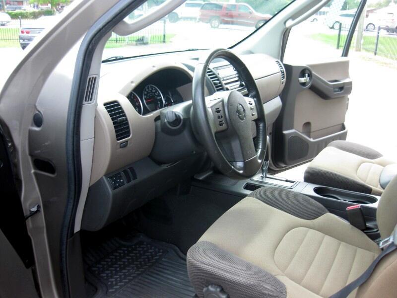 2008 Nissan Xterra 2WD 4dr Auto SE