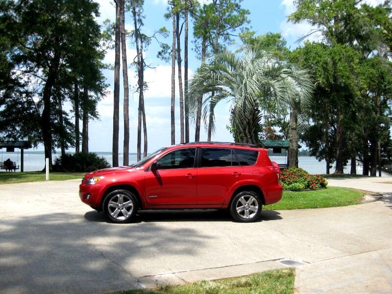 2009 Toyota RAV4 Sport I4 2WD