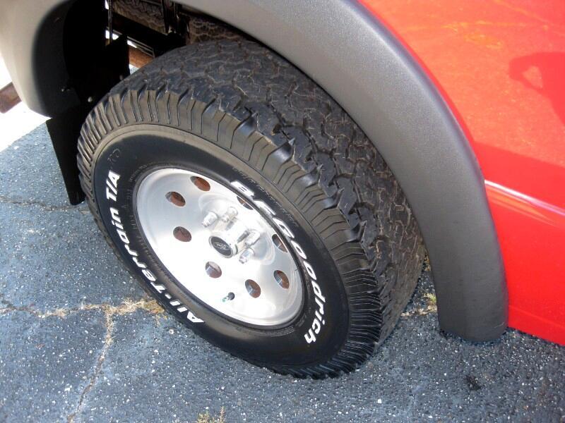 2002 Ford Ranger 4dr Supercab 126
