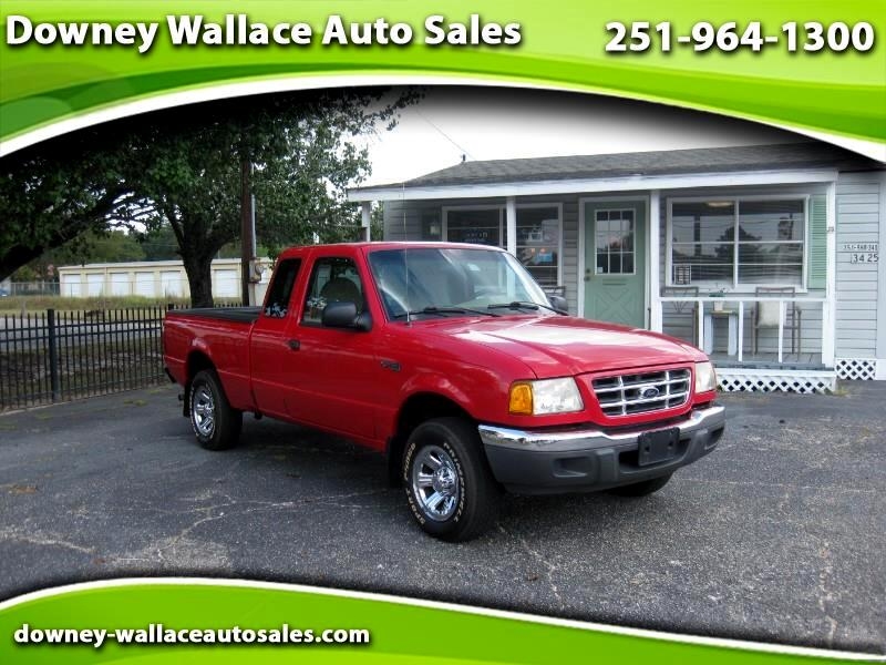 2002 Ford Ranger XL SuperCab 2WD - 361A