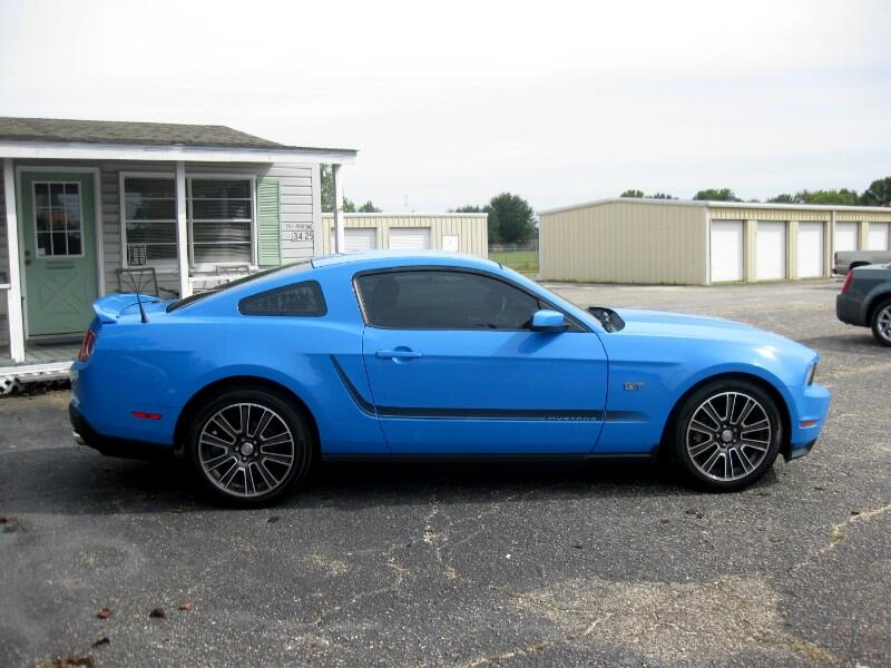 2010 Ford Mustang GT Coupe