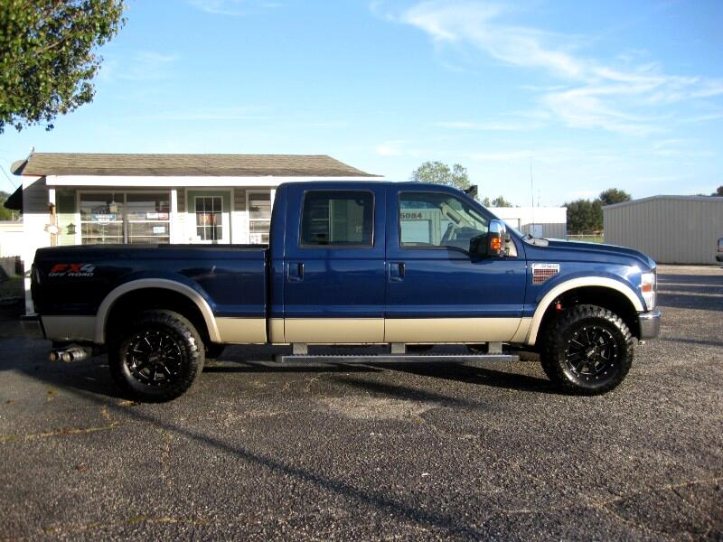 2010 Ford F-250 SD FX4