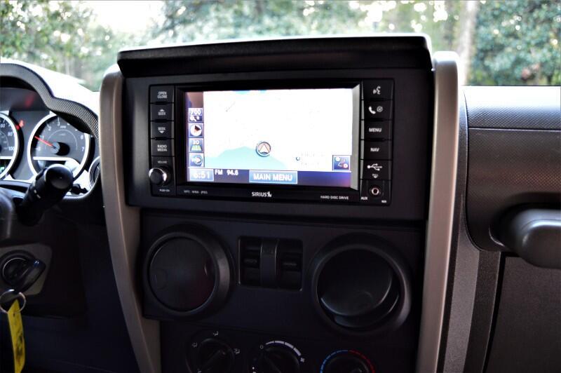 2008 Jeep Wrangler Rubicon