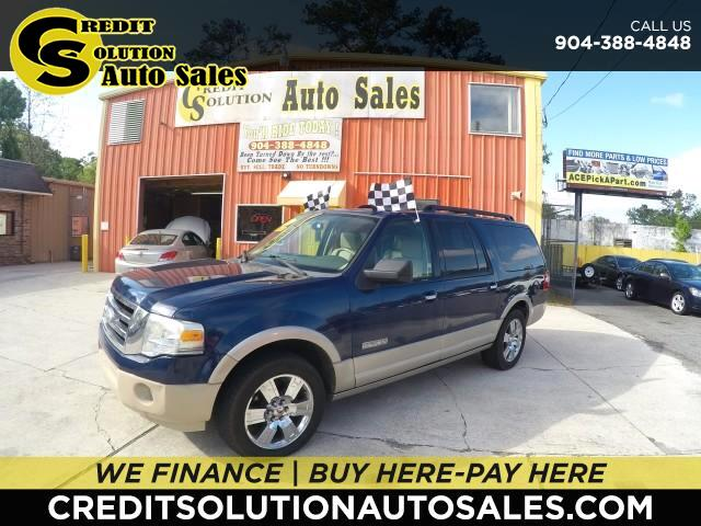 2008 Ford Expedition EL EL Eddie Bauer 2WD
