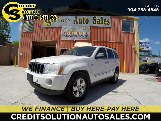 2006 Jeep GRAND CHER Limited 4WD