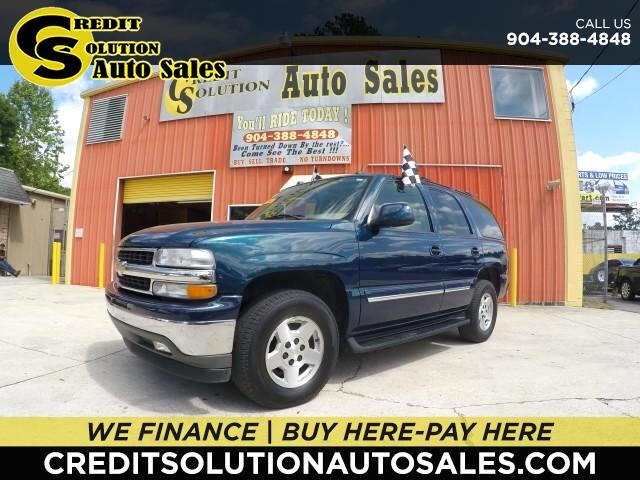 2005 Chevrolet Tahoe 2WD 4dr LT