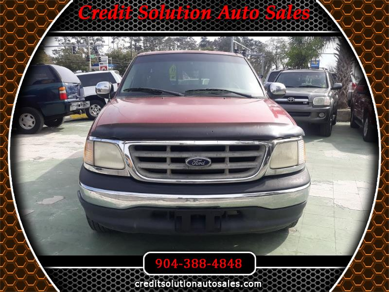 Ford F-150 Lariat SuperCab Short Bed 2WD 2001