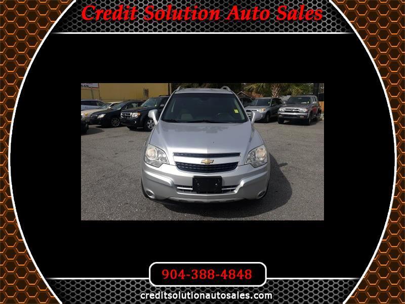 Chevrolet Captiva Sport 1LT FWD 2014