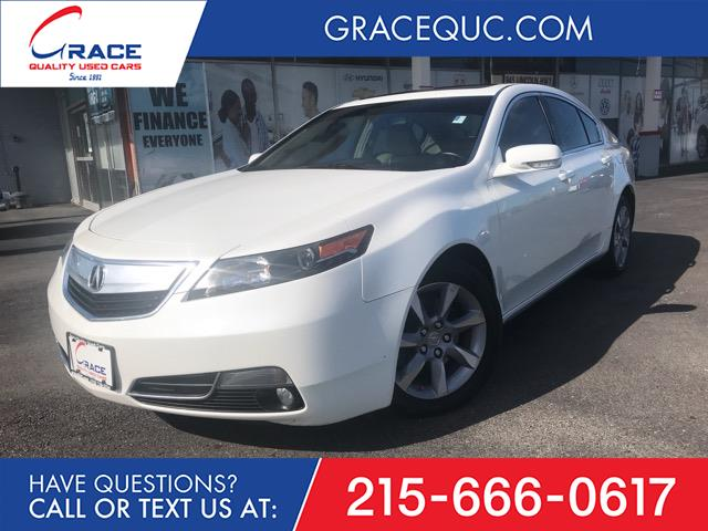 2013 Acura TL 6-Speed AT