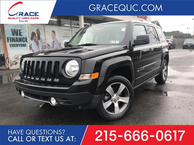 2016 Jeep Patriot High Altitute