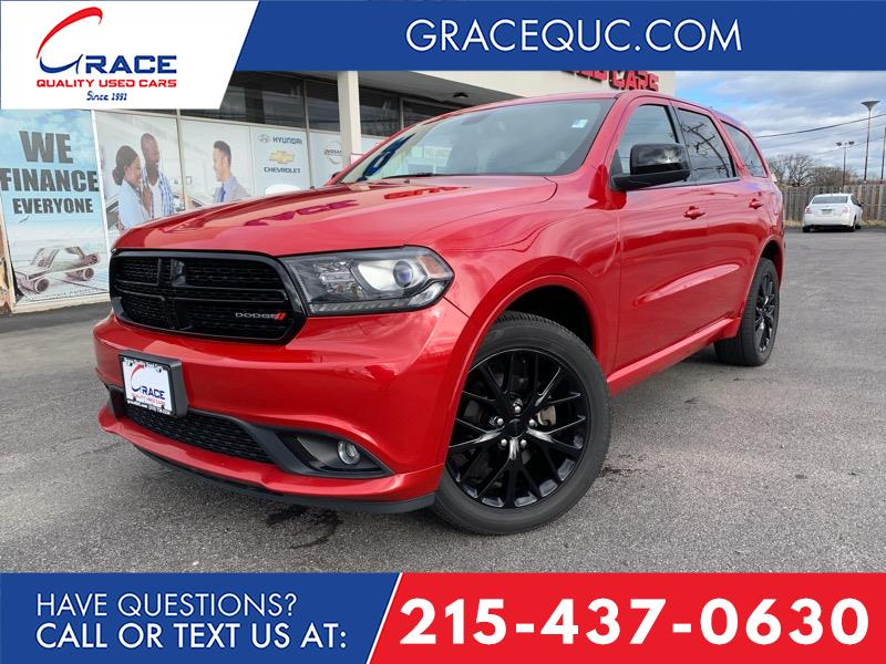 2015 Dodge Durango SXT Plus AWD