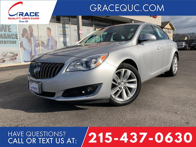 2015 Buick Regal Turbo AWD