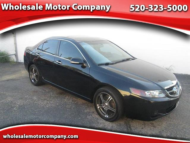 Acura TSX 4dr Sdn AT 2004