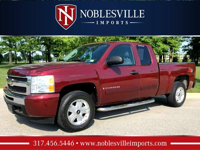 2009 Chevrolet Silverado 1500 Z71 Ext. Cab Long Bed 4WD