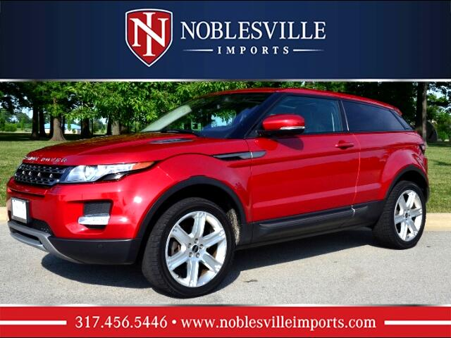 2012 Land Rover Range Rover Evoque 2dr Cpe Pure Plus