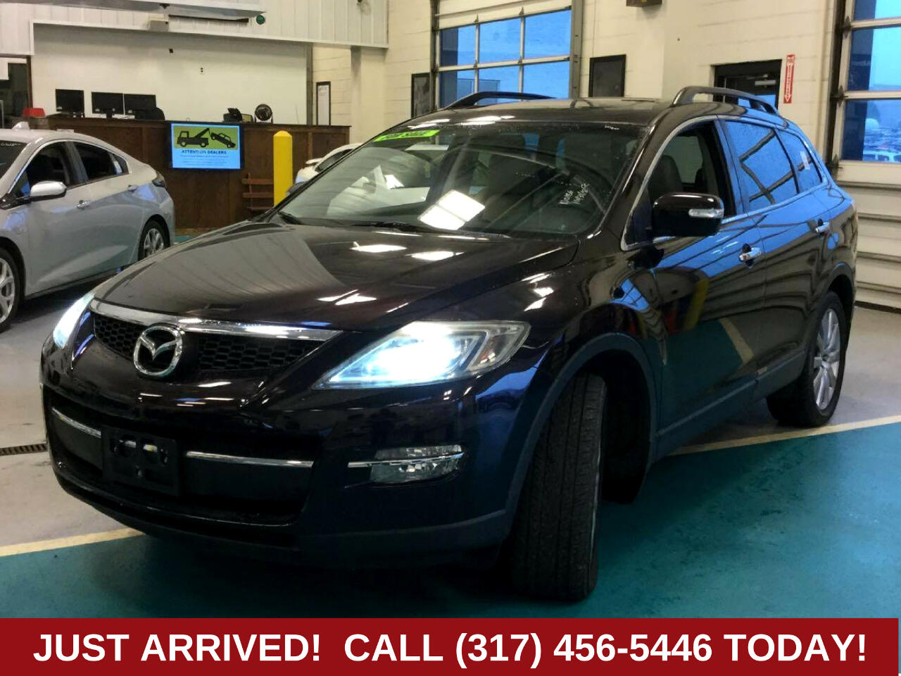 2007 Mazda CX-9 AWD 4dr Grand Touring