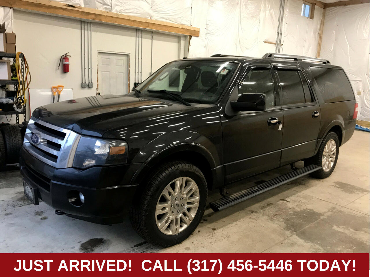 2011 Ford Expedition EL EL Limited 4WD