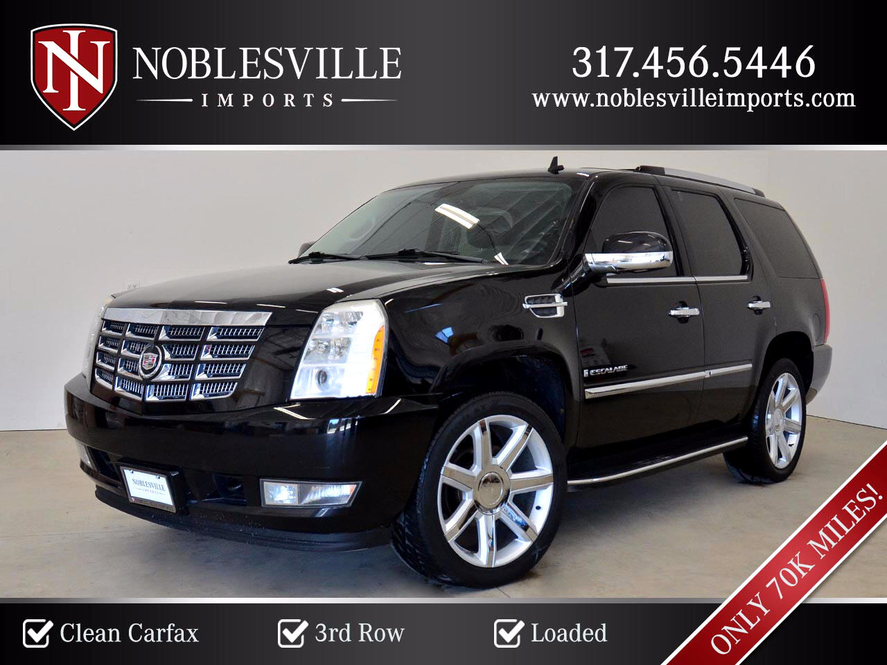 2009 Cadillac Escalade Luxury AWD