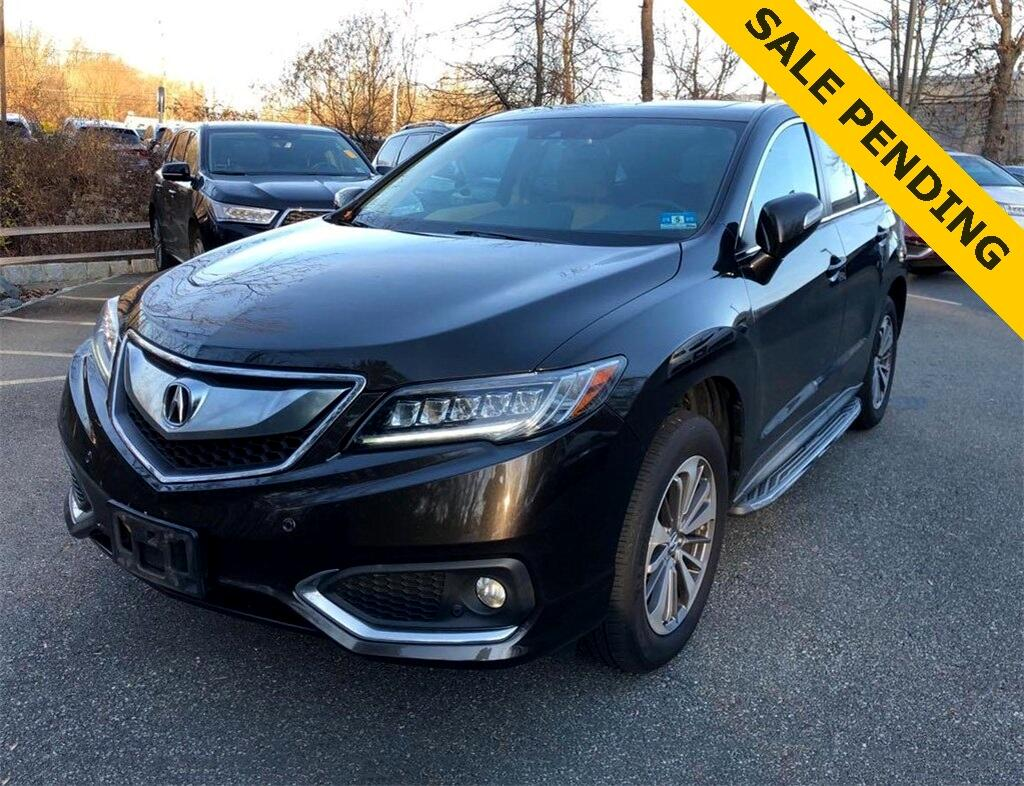 Acura RDX 6-Spd AT AWD w/Advance Package 2016