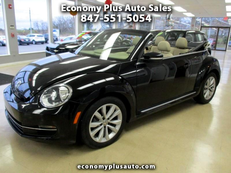 2013 Volkswagen Beetle 2.0T Turbo Convertible
